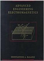 Advanced Engineering Electromagnetics (Hardcover)