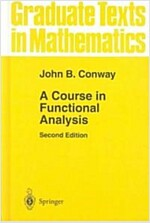 A Course in Functional Analysis (Hardcover, 2, 1990. Corr. 4th)