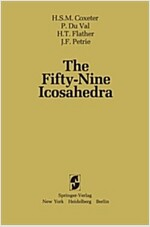 The Fifty-Nine Icosahedra (Hardcover, Softcover Repri)