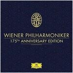 [수입] 빈 필하모니 175주년 기념 (오리지널 커버 44CD+DVD)