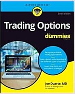 Trading Options for Dummies (Paperback, 3)