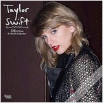 2018 Taylor Swift Wall Calendar (Wall)