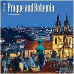 2018 Prague and Bohemia Wall Calendar (Wall)