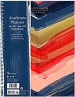 Painted Colors 2017-2018 Student Planner (Other)