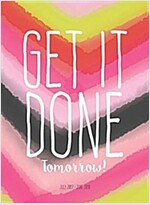 Get It Done 2018 Academic Planner (Other)