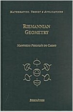 Riemannian Geometry: Theory & Applications (Hardcover, 4, 1992, Corr. 14t)