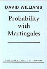 Probability with Martingales (Paperback)