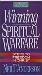 [중고] Winning Spiritual Warfare (Paperback)