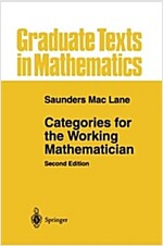 Categories for the Working Mathematician (Hardcover, 2, 1978)