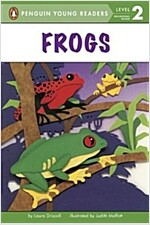 Frogs: All Aboard Science Reader Station Stop 1 (Paperback)