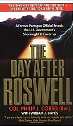 The Day After Roswell (Mass Market Paperback)