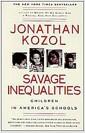[중고] Savage Inequalities (Paperback, Reprint)