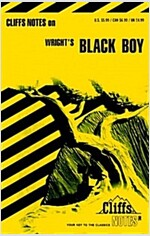 Cliffsnotes Black Boy Notes (Paperback, Reissue)
