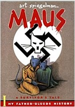 Maus I: A Survivor's Tale: My Father Bleeds History (Paperback)