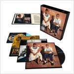 [수입] Ella Fitzgerald & Louis Armstrong - Ella & Louis Complete Studio Master Takes [5LP+10inch 1LP] [박스세트]