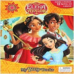 My Busy Books : Disney Elena of Avalor (미니피규어 12개 포함)