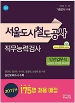 서울도시철도공사 직무능력검사 안전업무직 (승강장 안전문 보수원)
