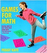 Games for Math (Paperback)