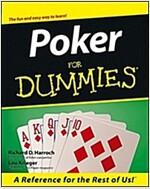 Poker for Dummies (Paperback)