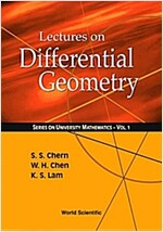Lectures on Differential Geometry (Paperback)