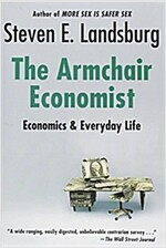 [중고] The Armchair Economist (Paperback, Reprint)