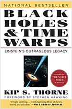 Black Holes & Time Warps: Einstein's Outrageous Legacy (Paperback)