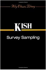 Survey Sampling (Paperback)