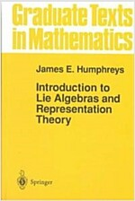 Introduction to Lie Algebras and Representation Theory (Hardcover, 7)