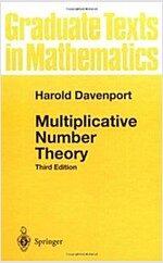 Multiplicative Number Theory (Hardcover, 3, 2000)