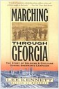 [중고] Marching Through Georgia: The Story of Soldiers and Civilians During Sherman's Campaign (Paperback)