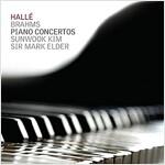 [수입] 브람스 : 피아노 협주곡 1번, 2번 [2CD]