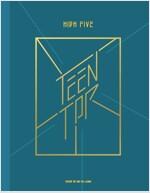 틴탑 - 정규 2집 HIGH FIVE [ONSTAGE Ver.][하드 커버]