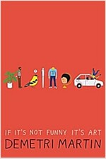 [중고] If It's Not Funny It's Art (Paperback)