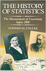 The History of Statistics: The Measurement of Uncertainty Before 1900 (Paperback, Revised)