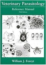 Veterinary Parasitology Reference Manual (Spiral, 5, Revised)