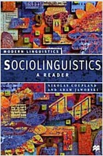 Sociolinguistics: A Reader (Paperback)