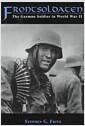 [중고] Frontsoldaten: The German Soldier in World War II (Paperback)