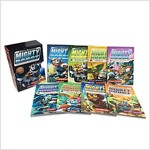 Ricky Ricotta's Mighty Robot Set (Book #1~8) (8 Paperbacks)