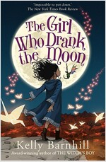 The Girl Who Drank the Moon (Paperback, 영국판)