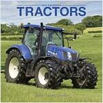 Tractors Calendar 2018 (Calendar)