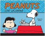 Peanuts 2018 Mini Day-To-Day Calendar (Daily)