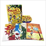 David's Wonderful Times (5 Books + 1 Audio CD)