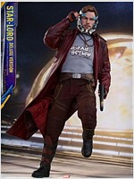 [Hot Toys] 가디언 오브 갤럭시2 Exclusive to Deluxe Version MMS421 1/6th scale Star-Lord Collectible Figure