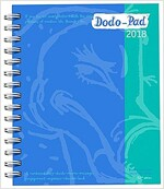 Dodo Pad Mini / Pocket Diary 2018 - Week to View Calendar Year : A Family Diary-Doodle-Memo-Message-Engagement-Organiser-Calendar-Book with Room for U (Diary, 52 Rev ed)