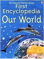 [중고] The Usborne First Encyclopedia of Our World (Paperback)
