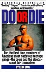 [중고] Do or Die (Paperback)