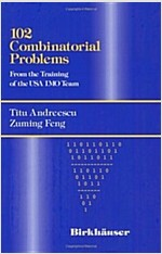 102 Combinatorial Problems: From the Training of the USA Imo Team (Paperback, 2003)