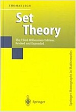 Set Theory: The Third Millennium Edition, Revised and Expanded (Hardcover, 3)