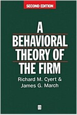 A Behavioral Theory of the Firm (Paperback, 2 Rev ed)