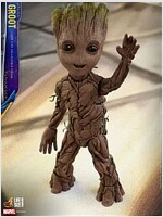 [Hot Toys] 가디언 오브 갤럭시2 - Groot Life- LMS004 Size Collectible Figure